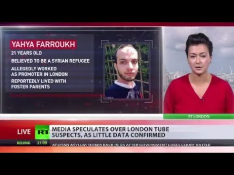 London Tube Attack: Media speculates over blast suspects as little data confirmed