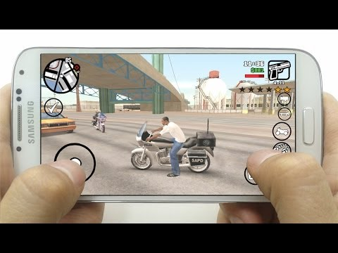 Grand Theft Auto San Andreas para Android Videos De Viajes