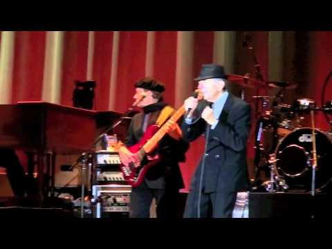 Leonard Cohen, So Long Marianne, Lissadell,  Sligo, July 31st 2010