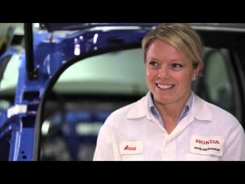 What Makes a Honda Is Who Makes a Honda: Annie's Story