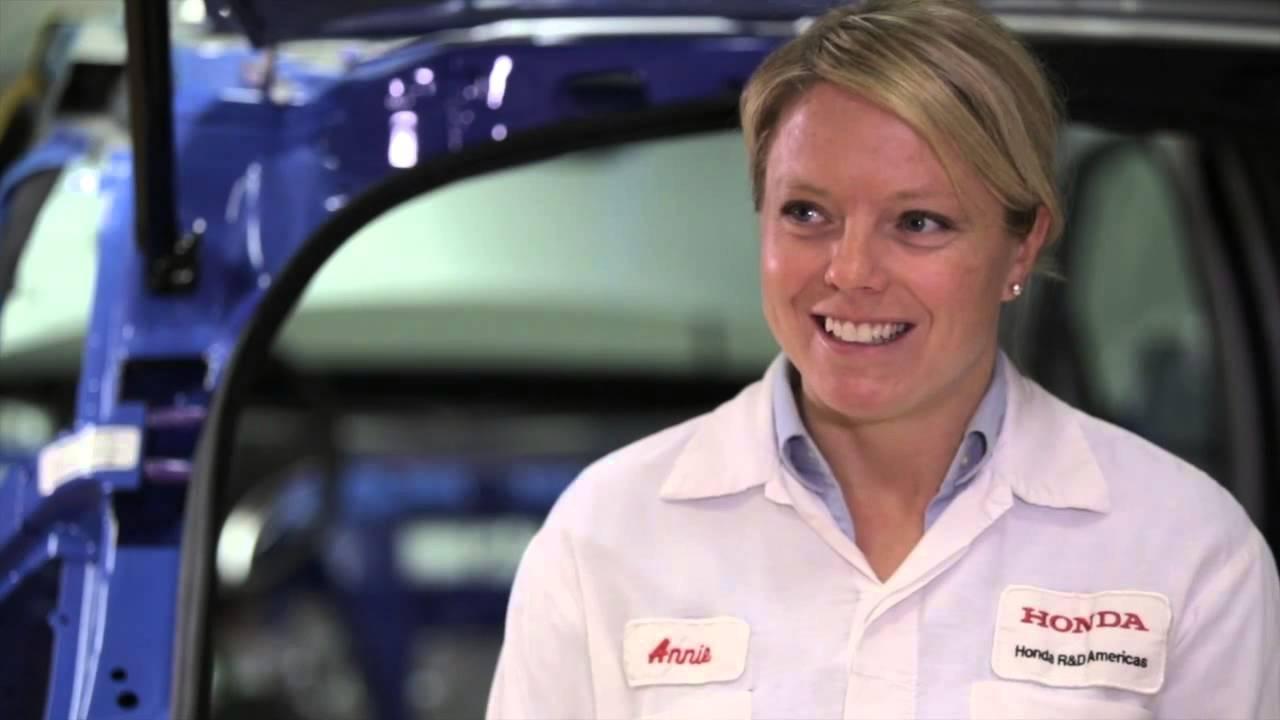 What Makes a Honda Is Who Makes a Honda Annie s Story