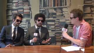 Danger Mouse & Daniele Luppi interview - Rome