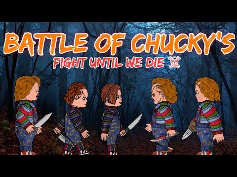 🔥 Battle Of Chucky's   Chucky 2 Full Horror Movie   ZV Animations Film