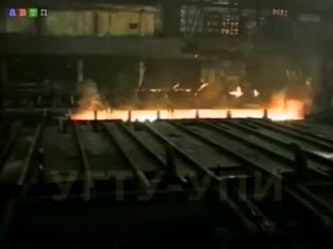 Производство горячедеформированных бесшовных труб