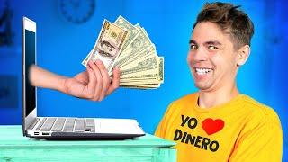 Cómo hacer dinero RÁPIDO siendo adolescente (DE NINGUNA MANERA) - Musical por La La Vida