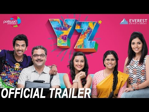 YZ Official Trailer - Latest Marathi...