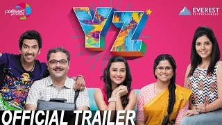 YZ Official Trailer - Latest Marathi Movies 2016 | Sai Tamankar, Sagar Deshmukh, Akshay Tanksale
