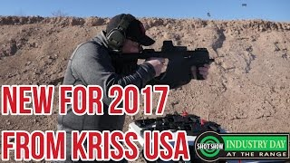 New Products From KRISS USA | Shot 2017