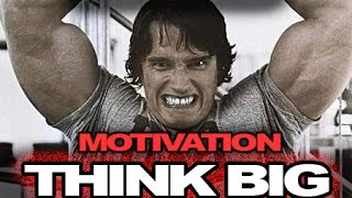 Arnold schwarzenegger motivation videos arnold schwarzenegger motivational speech arnold schwarzenegger arnold motivation think big malvernweather Image collections