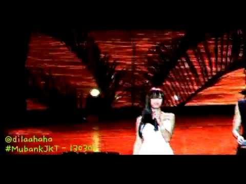 130309 Mubank JKT Hyorin feat ERU - Kemesraan