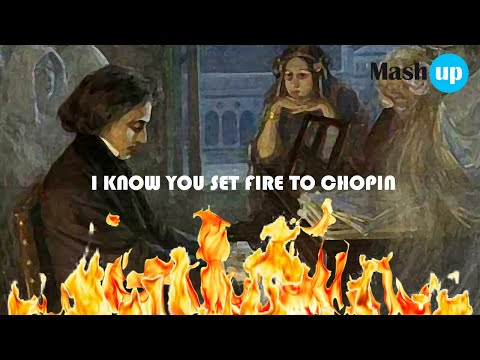 I know You set fire to Chopin - Eric B  & Rakim Vs Adele Vs Gazebo - Paolo Monti Mashup 2020