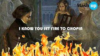 I Know You Set Fire To Chopin - Eric B & Rakim Vs Adele Vs Gazebo - Paolo Monti Mashup 2020