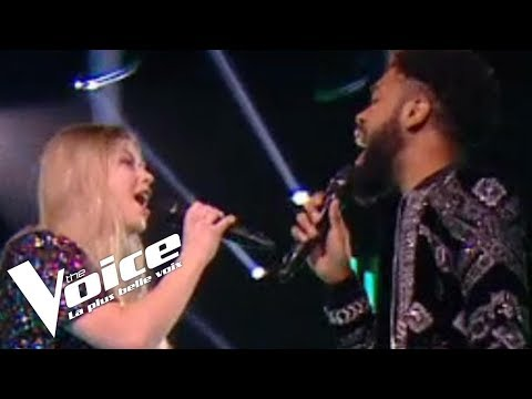 Charlie Puth - Attention | Isadora vs Hobbs | The Voice France 2018 | Duels