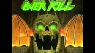 Overkill - E.vil N.ever D.ies (with lyrics)