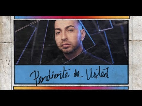 Justin Quiles - Pendiente De Usted (Official Lyric Video)