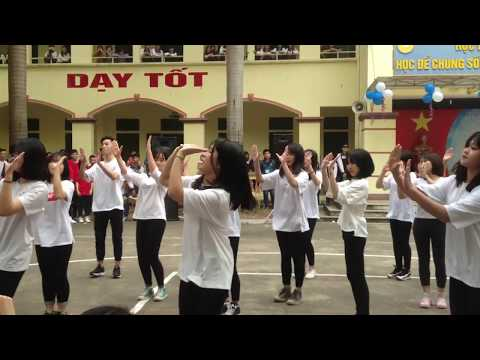 Flashmob Chain Hang Low - Uptown Funk...