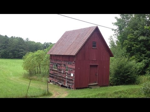 Vermont post and beam barn could be the perfect tiny house by Jon Peters
