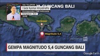 Download Video Gempa Kembali Terjadi! Kali ini Guncang Bali Dengan Magnitudo 5,4 MP3 3GP MP4
