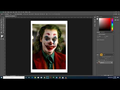 Quick JOKER CMYK Color Separation Using Photoshop - Silk Screen Printing - Tagalog