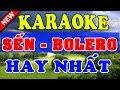 [KARAOKE] Liên Khúc Karaoke Nhạc Sến - Bolero Hay Nhất - Nhạc Sống Karaoke