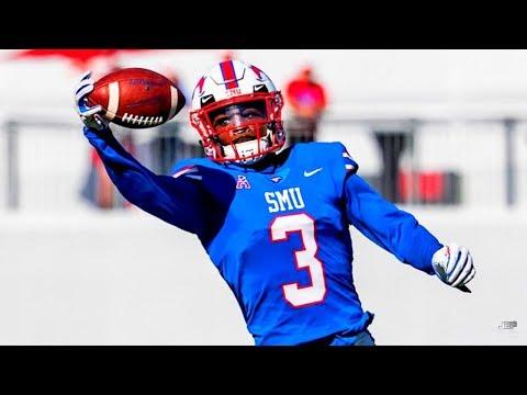 SMU WR James Proche 2018 Highlights ᴴᴰ
