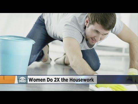 Relationship Reboot: Men And Housework