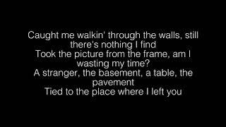 Cage The Elephant- What I'm Becoming Lyrics