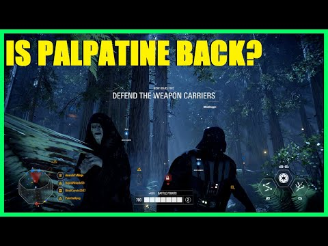 Star Wars Battlefront 2 - Thoughts on Episode IX The Rise Of Skywalker! Palpatine's Back? thumbnail