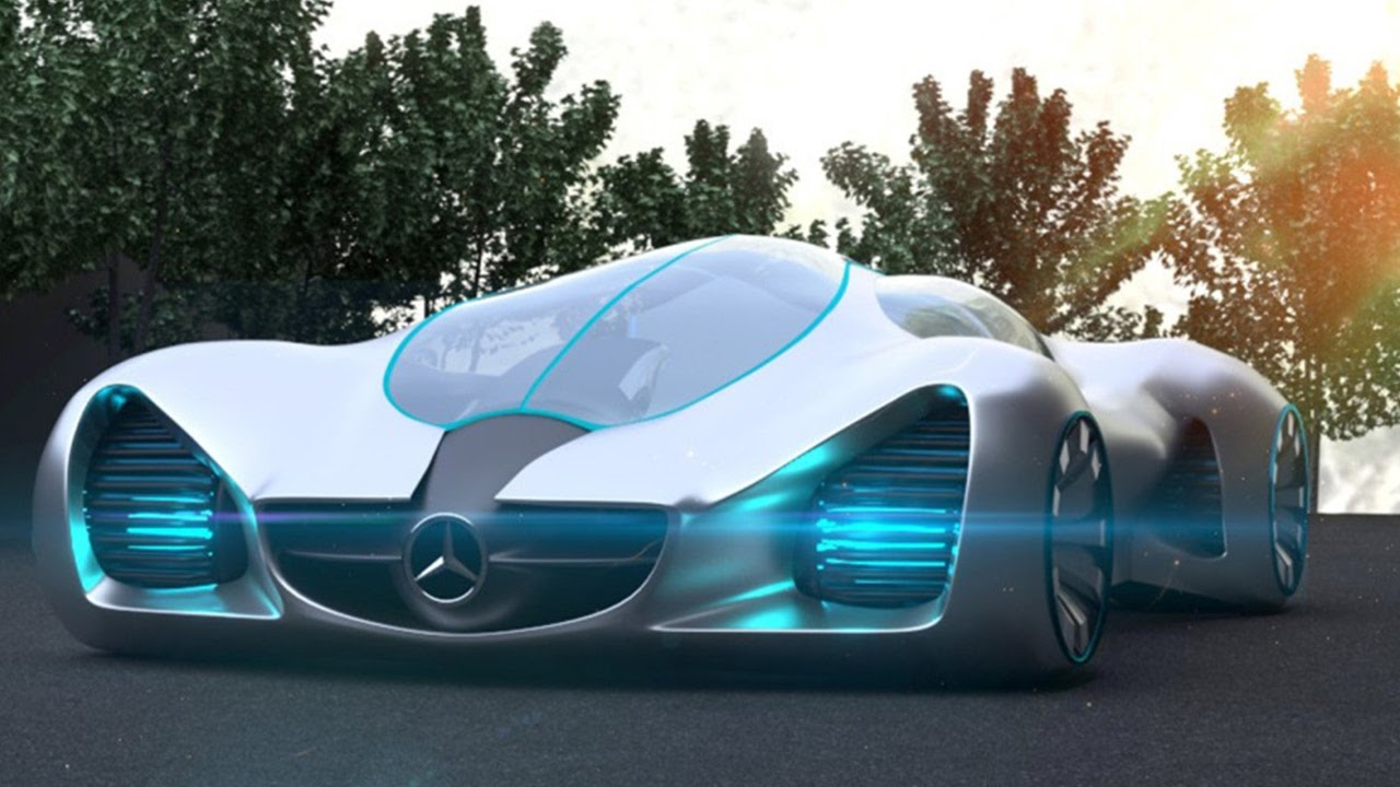 10 Most Futuristic Cars