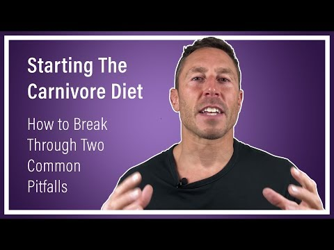 Starting The Carnivore Diet: How To Avoid Two Common Pitfalls