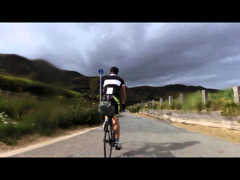 2015 . 08 . 03 - Cycling - Wales C2C - Conwy to Aberystwyth
