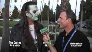 The Misfits Dez Cadena talks w Eric Blair 2011