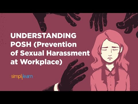 sexual-harassment-at-workplace-|-posh-training-video---prevention-of-sexual-harassment-|-simplilearn