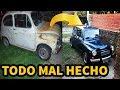 MI PRIMER AUTO , MALA EXPERIENCIAA FIAT 600