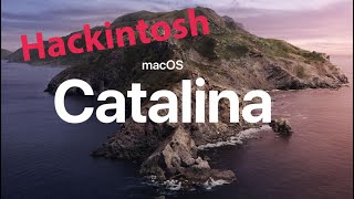 Install Catalina  Gigabyte B360 | Z370 | H390 M D3H and Catalina First Look!