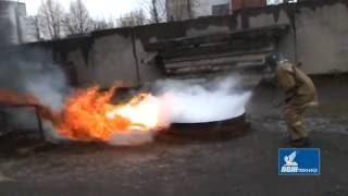 Углекислотный огнетушитель ОУ-7 ИНЕЙ очаг 70В(Углекислотный огнетушитель ОУ-7 ИНЕЙ производства ЗАО