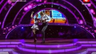 Танцы со звездами. 4-й прямой эфир. Ч.2 из 3