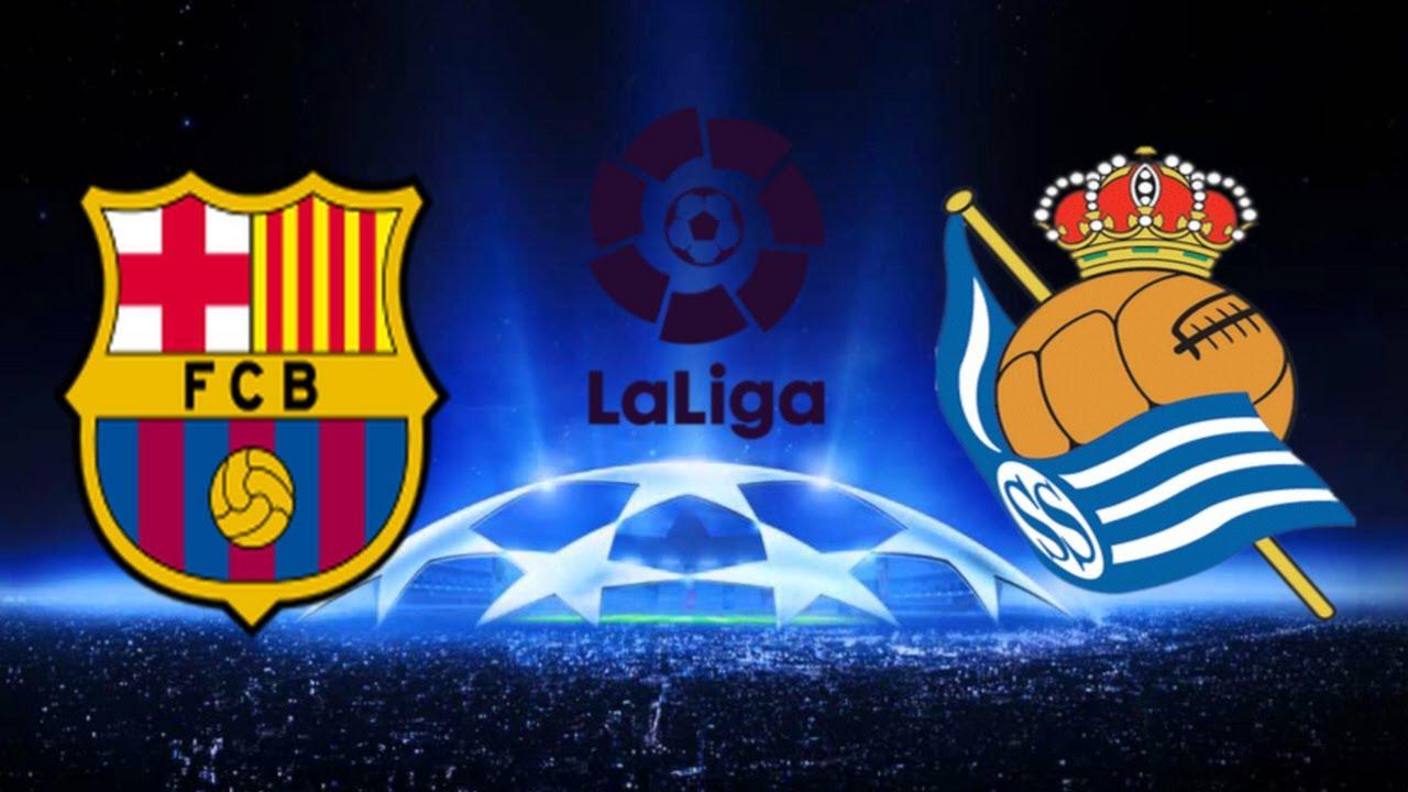 Барселона реал сосьедад трансляция онлайнi