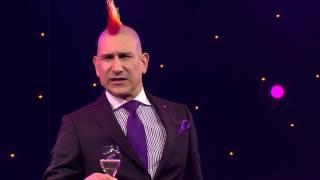 Andreas Thiel - Jubiläumsrede 25 Jahre Arosa Humor-Festival - ohne Palästinakonflikt