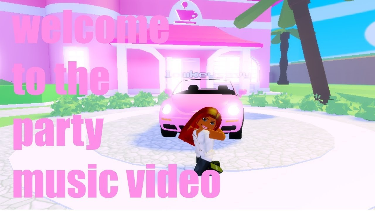 Pop Smoke Welcome To The Party Roblox Music Video Youtube
