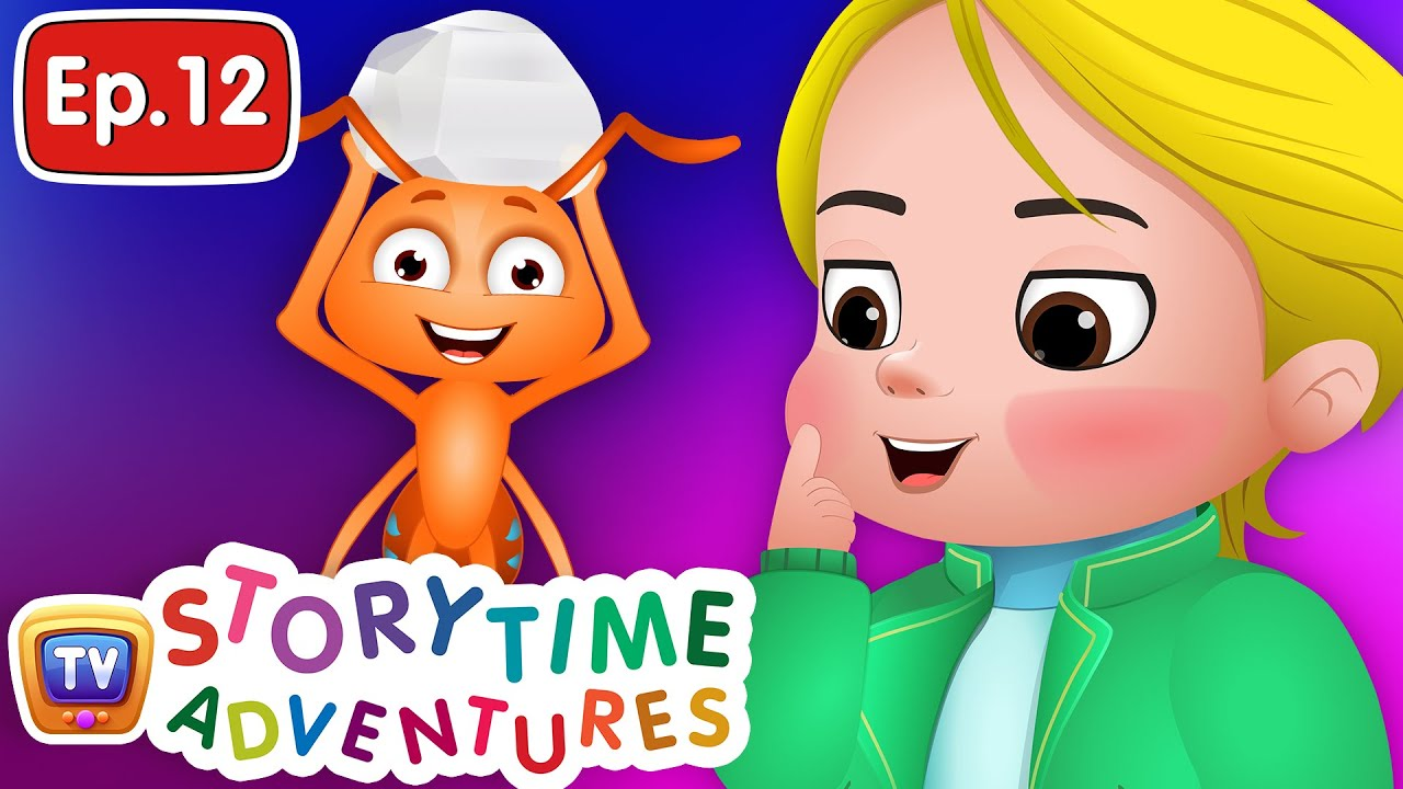 Download Snake & The Ants - Storytime Adventures Ep. 12 - ChuChu TV