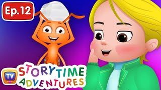 Snake & The Ants  Storytime Adventures Ep. 12  ChuChu TV