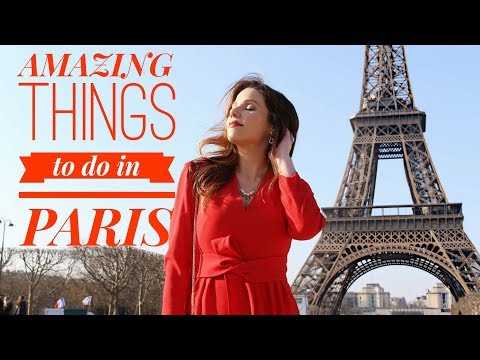 PARIS, FRANCE TRAVEL GUIDE - Top 25 Things to Do in Paris in 48 Hours
