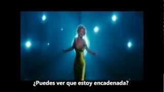 Christina Aguilera   Bound To You (Official Video Clip)  en español Mp3