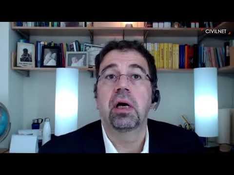 What Armenia Needs to Do Now: Daron Açemoglu's Advice