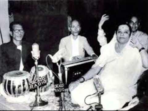 Surashree Kesarbai Kerkar- Raga Sampurna Malkauns