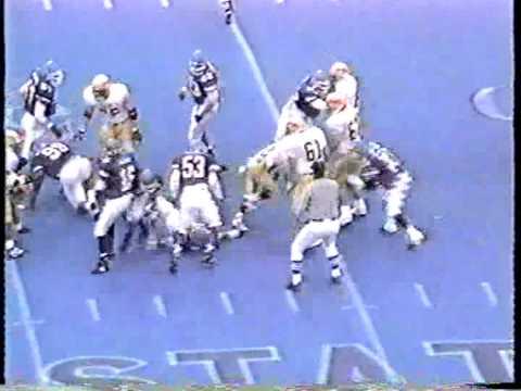 University of Idaho vs. Boise State University (Football), 11/21/1992
