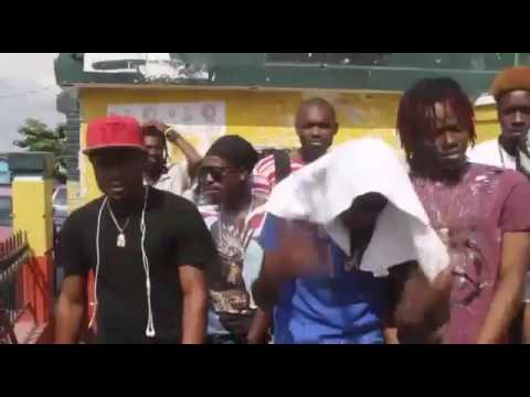 Figi Biznis ft. Boby Thug & Persona Bèlèson - Yap kriyé Pou Cha [k-naval 2017]