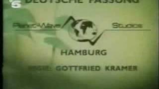 Die Schlümpfe - Abspann (Tele 5 - Version, 1989)