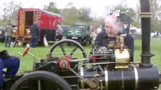 Miniature Steam Traction Engines
